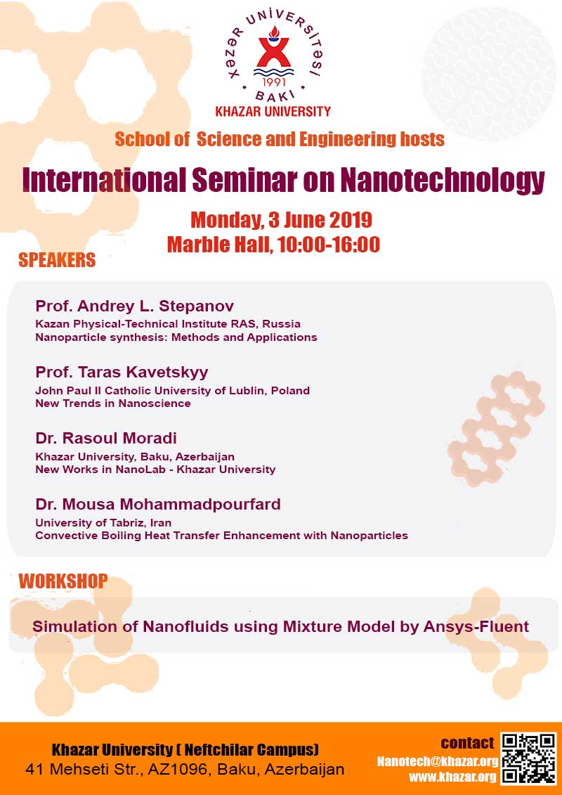 Nanotechnology Scientific Seminar and Workshop