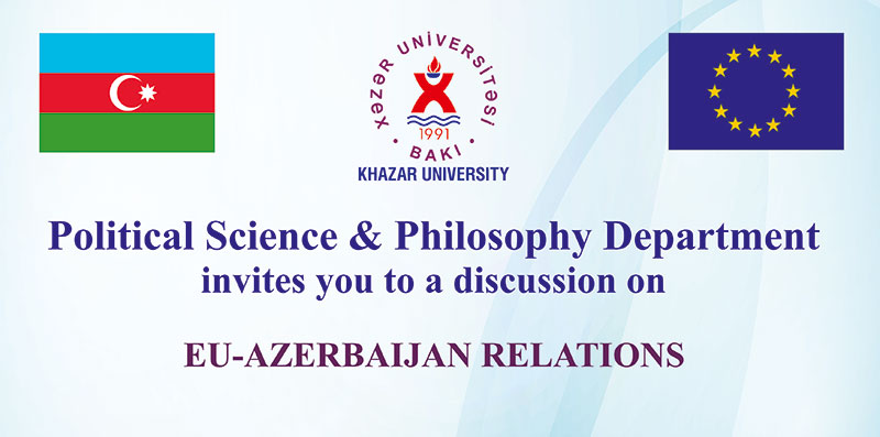 "Seminar on ""EU-Azerbaijan Relations"" to Be Held"