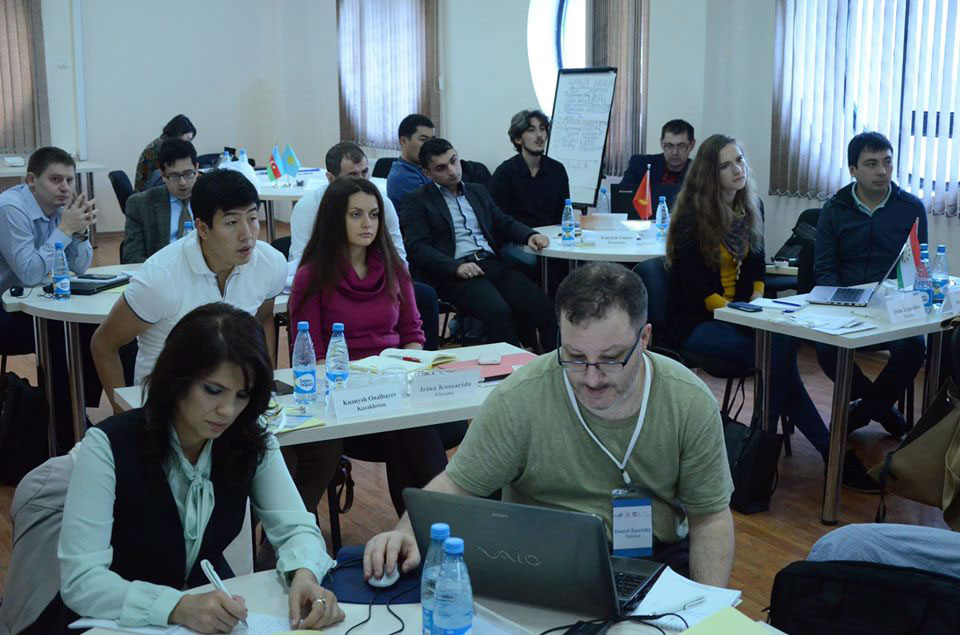"Eurasian Hub Announces Call for applications for the ""Natural Resources for Sustainable Development"" 2020 multi-mode course"