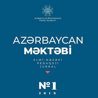 """""""Xəzər""""in dekanının məqaləsi """"Azərbaycan məktəbi"""" jurnalında"""