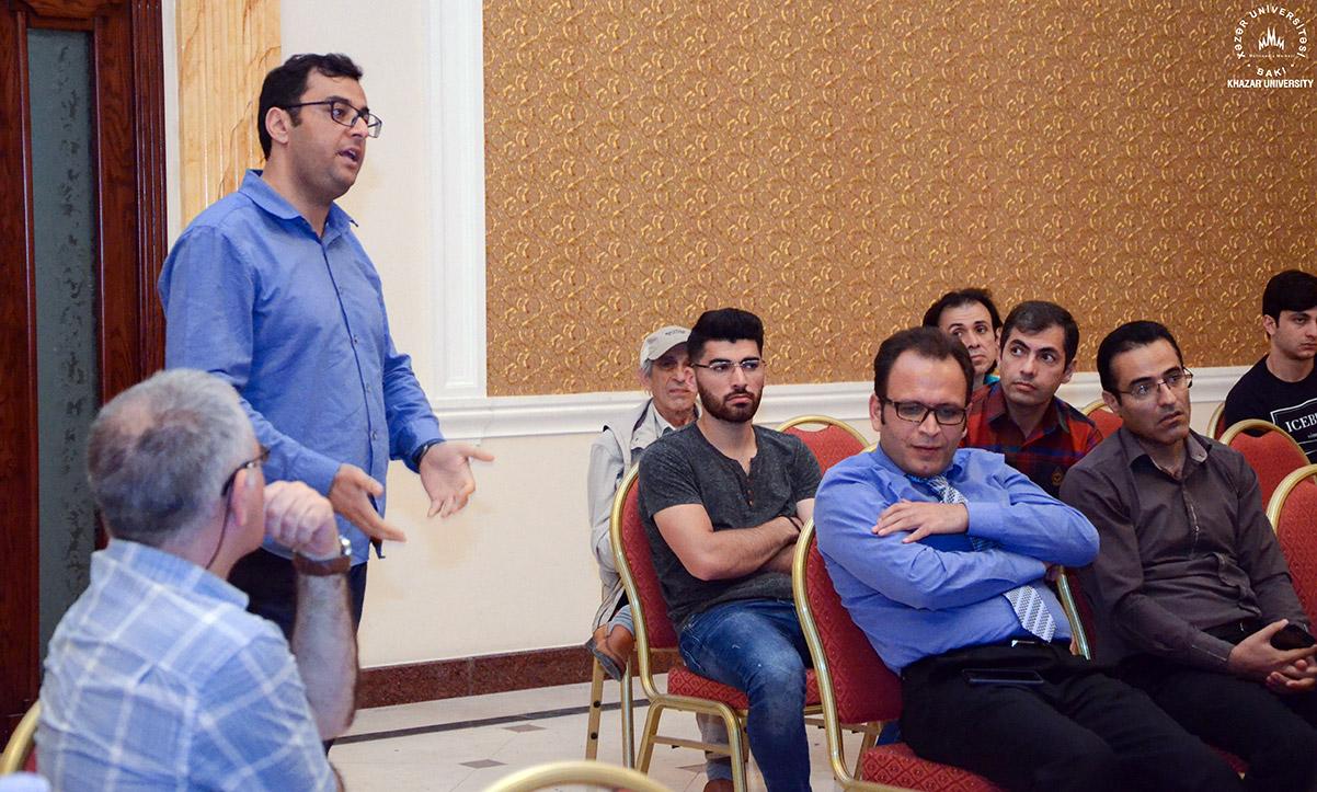 International Seminar on Nanotechnology Held