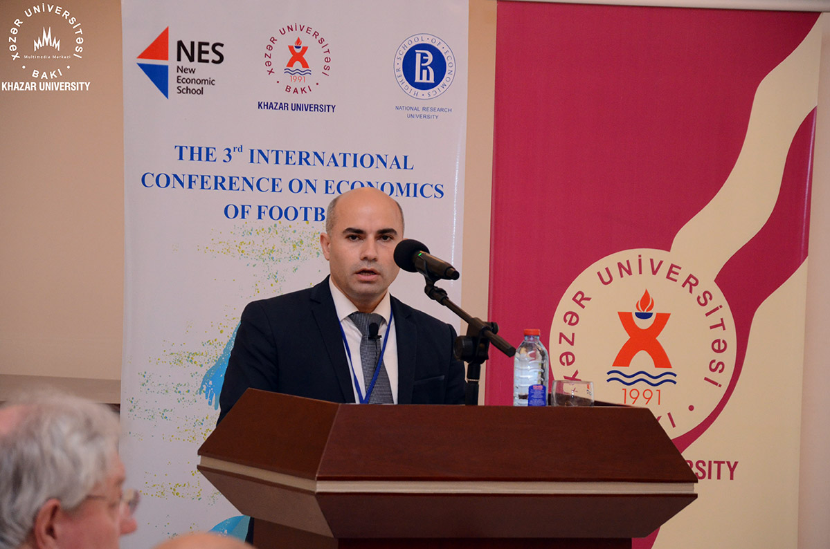 """3rd International Conference on """"Economics of Football"""" Took Place"""