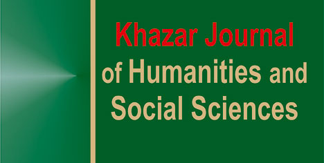 New Issue of Khazar Journal of Humanities and Social Sciences Released