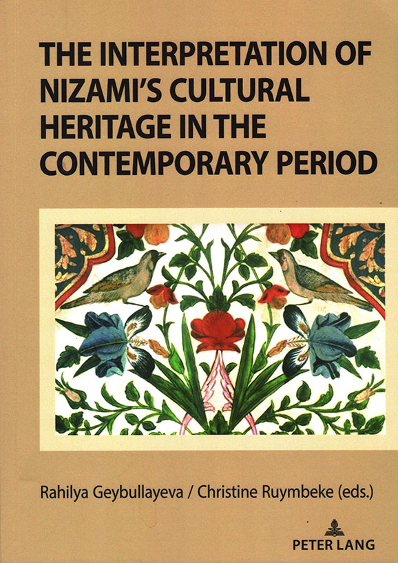 "Professor Hamlet Isakhanli's Article in the Book entitled ""The Interpretation of Nizami's Cultural Heritage in the Contemporary Period"""
