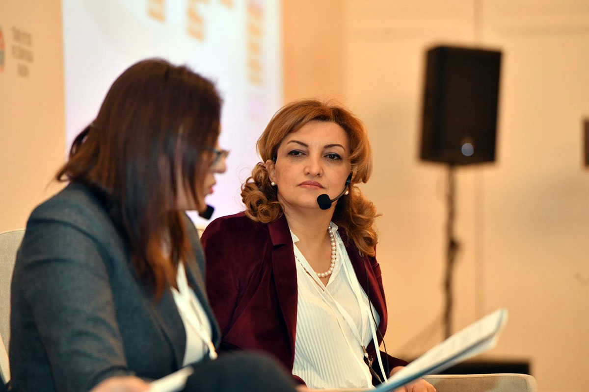 """SHESS Dean Took Part in the """"Women in the World and Turkey"""" International Forum"""