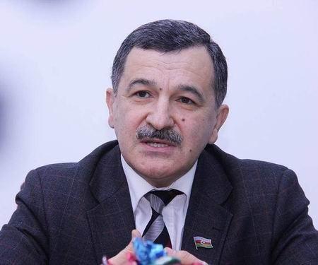 MP Mentions Khazar University
