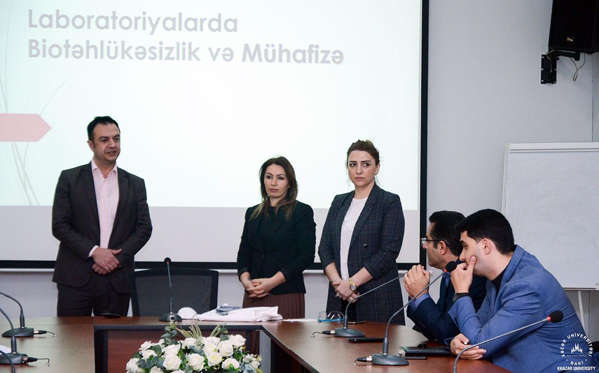Seminar Held at Life Sciences Department