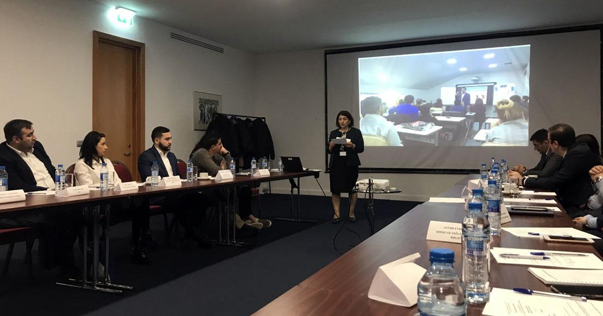 Khazar University Member Took Part in EESPWD Project