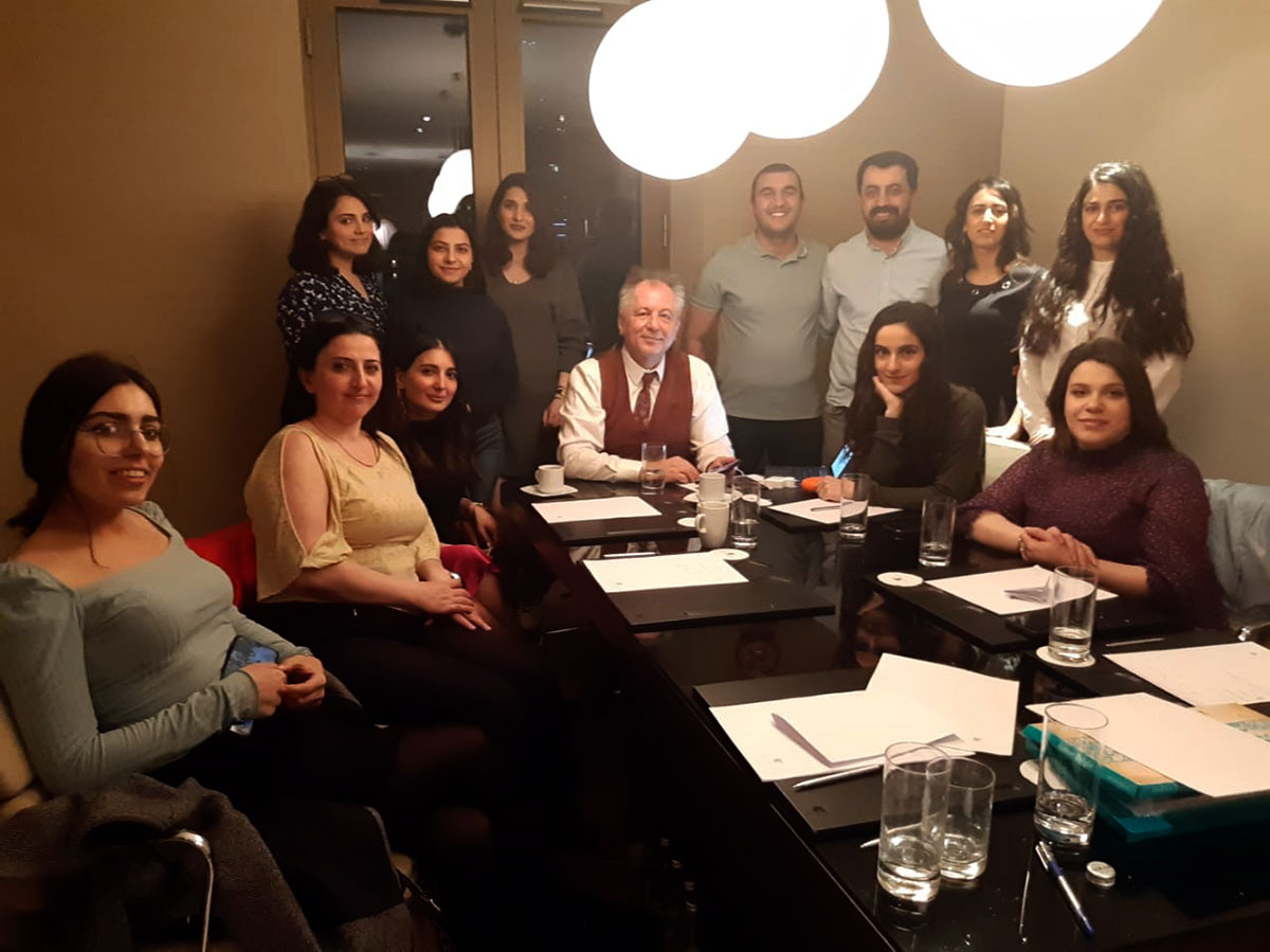 Turkish Psychiatrist Delivered Lecture to Students