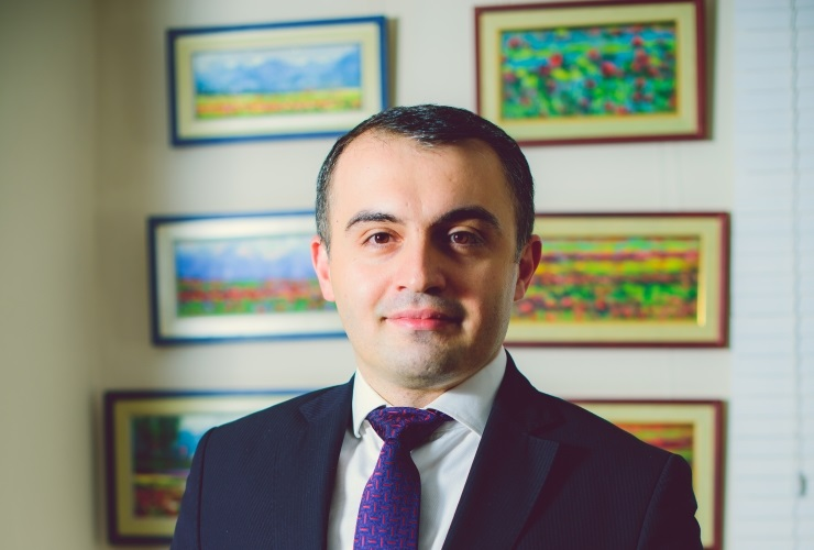 Khazar University Alumnus is Among the List of Bank CEOs Compiled by banker.az