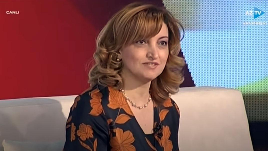 """Dekan Azərbaycan Televiziyasının """"Çıxışa doğru"""" verilişində"""