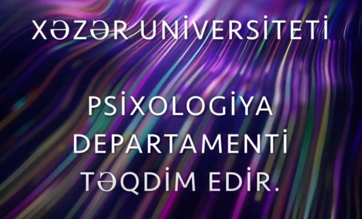 """Video Presented by Department of Psychology: """"Common Misconceptions about Psychologists"""""""