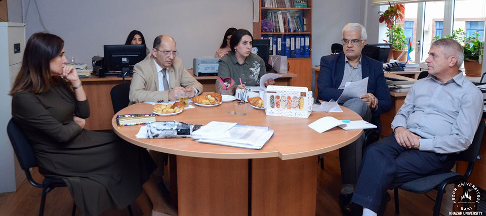 Master Theses Discussion Held at English Language Department