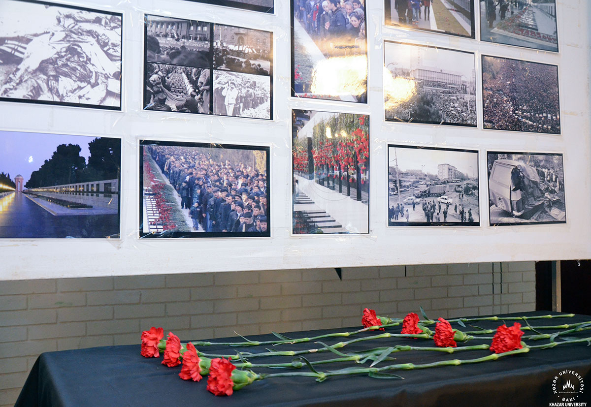 "Events Dedicated to the 30th Commemoration of ""Black January"" Being Held"