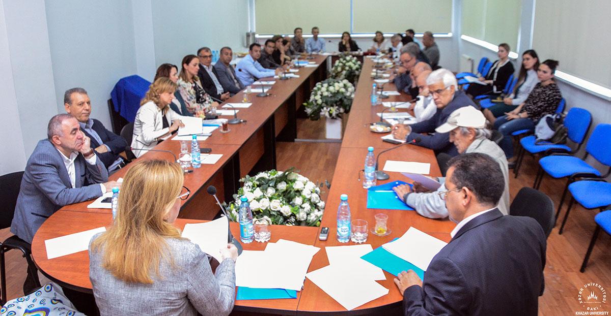Academic Council Meeting Held