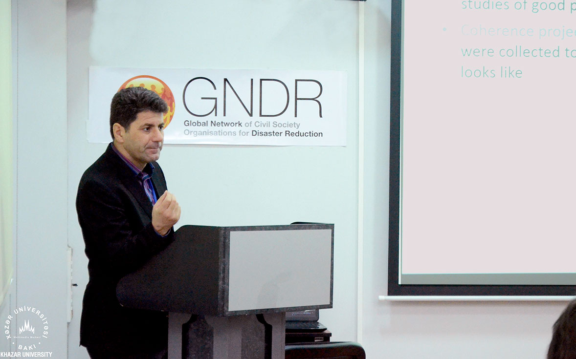 National Coordination Meeting of GNDR