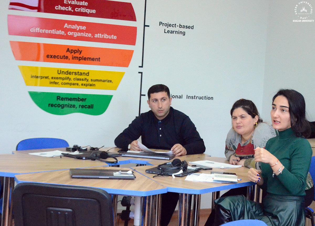 Potential School Directors Project Continues - PHOTO SESSION