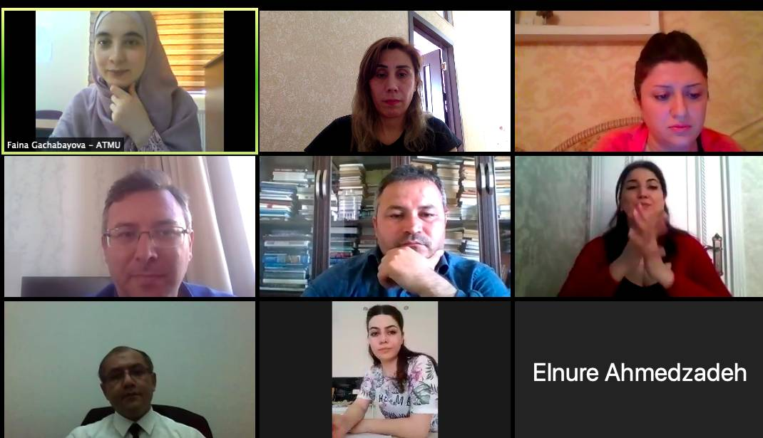 Meeting with local partners of Erasmus+ PICASP project