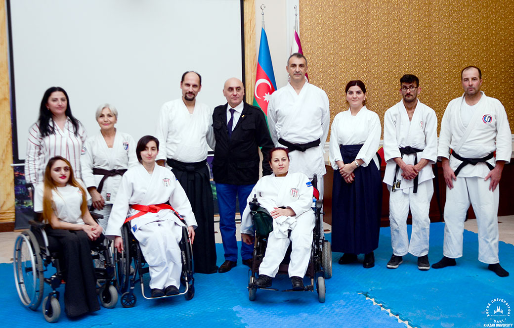 "Training on ""AIKIDO Knows no Hindrance"" Held"