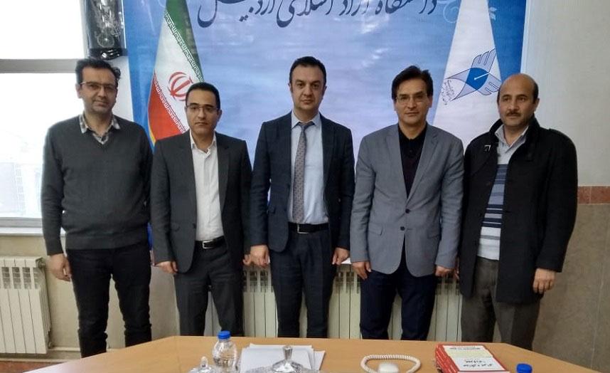 Həyat elmləri departamentinin əməkdaşları İranda elmi ezamiyyətdə oldular