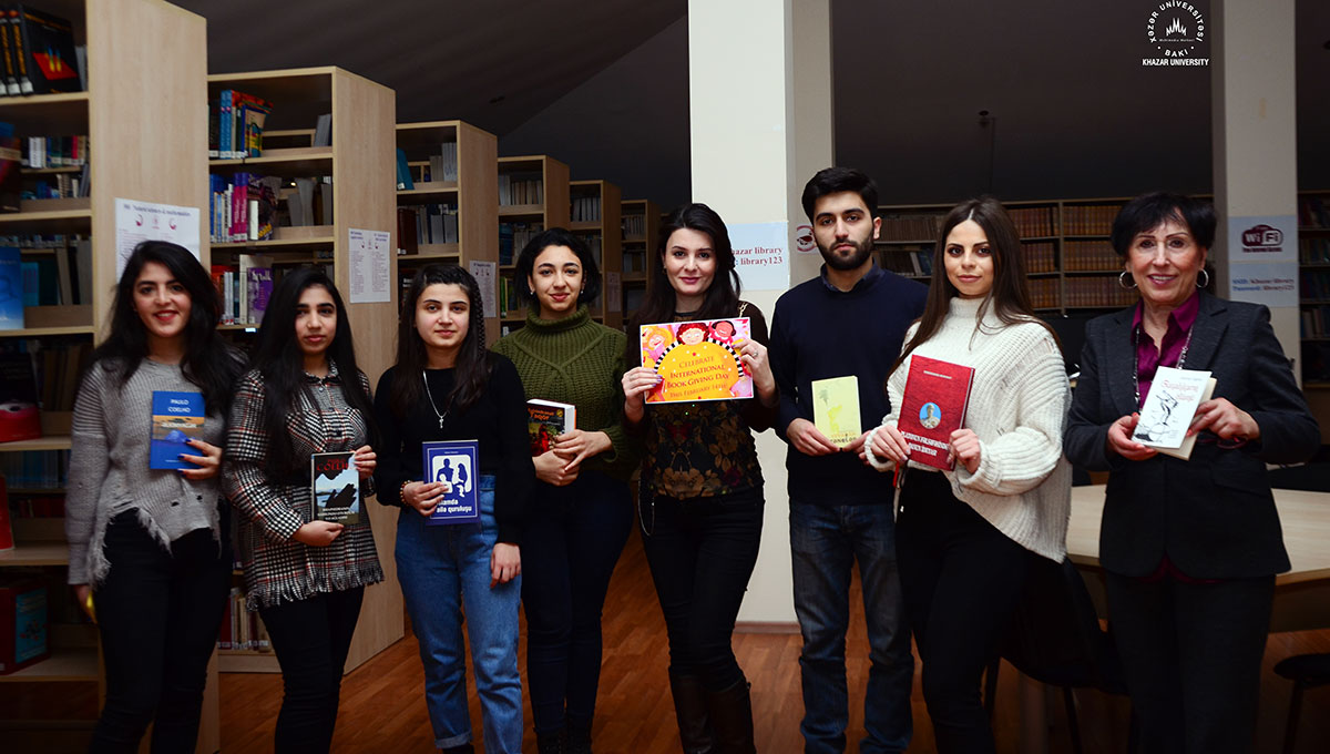LIC Celebrated the International Book Giving Day