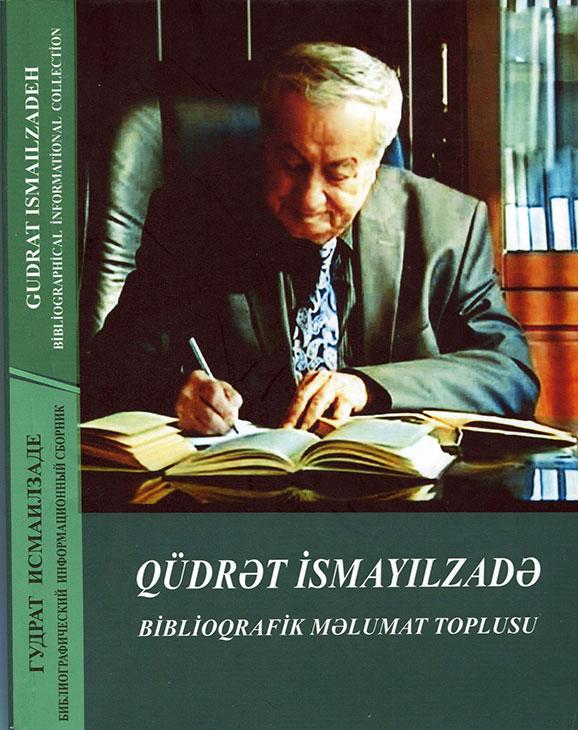 Görkəmli alimin biblioqrafiyasının üçüncü nəşri