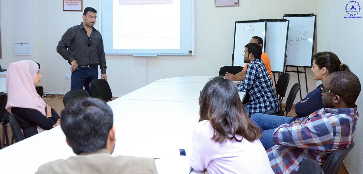 Teaching and Learning Centre Conducted Research Seminar