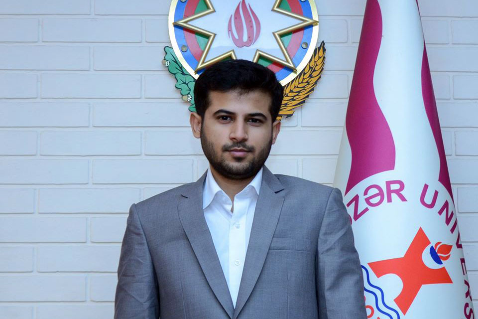 Khazar University International Student Elected Ambassador to Global Platform
