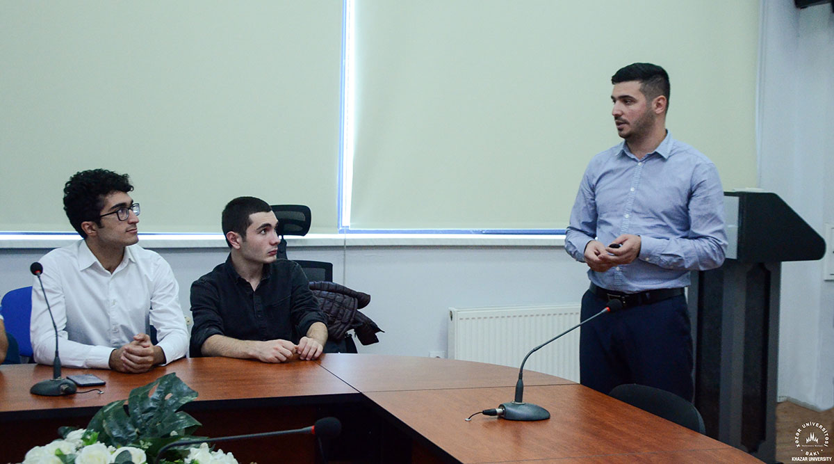 """Presentation of the Program """"Support for Young Talents"""""""