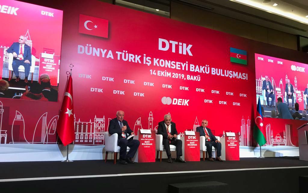 Khazar University Staff Participated in World Turkish Business Council
