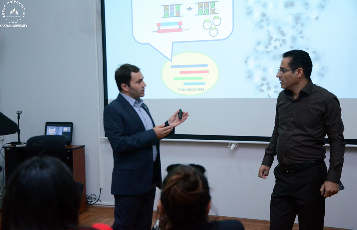 """Training on """"Design and Implementation of Genome Editing with CRISPR Technology"""" Continues"""