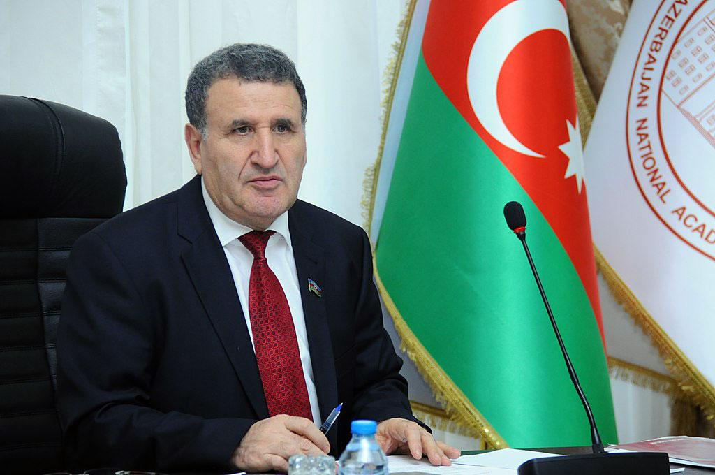 Academician Isa Habibbeyli Awarded the Order