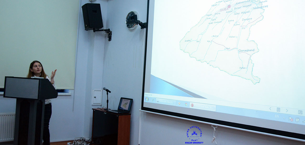 AZERTAC Reported on Seminar Held at Khazar University