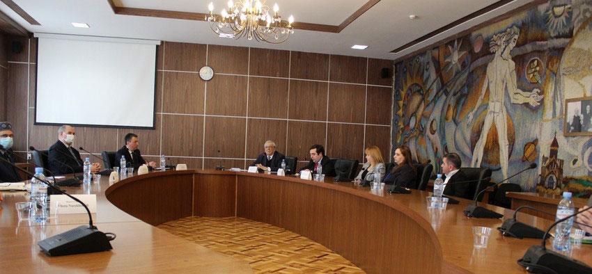 Report.az: Azerbaijan, Georgia to strengthen scientific cooperation