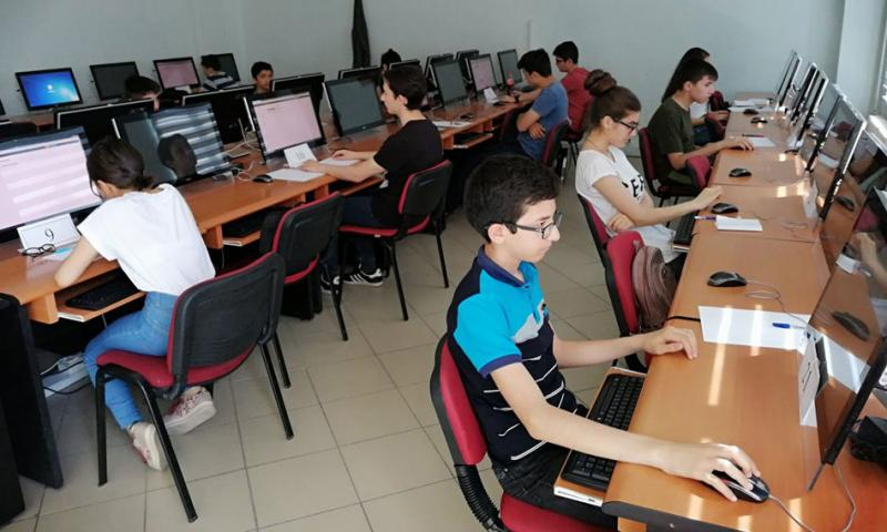Our Student to Represent Country at the International Informatics Olympiad