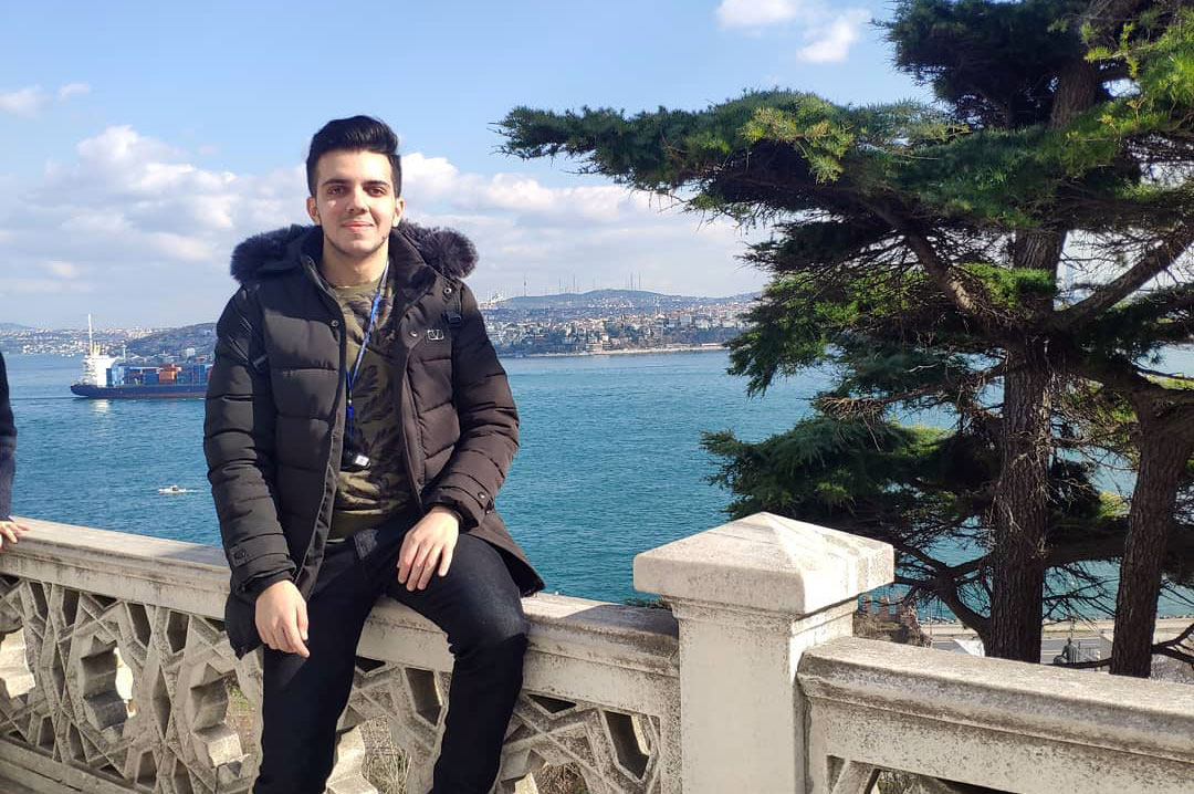 Khazar University Student Ramiz Orujaliyev Shares Memories from Exchange Experience at Koç University