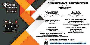 ANKOSLink 2020 Poster Online Sessiyaları