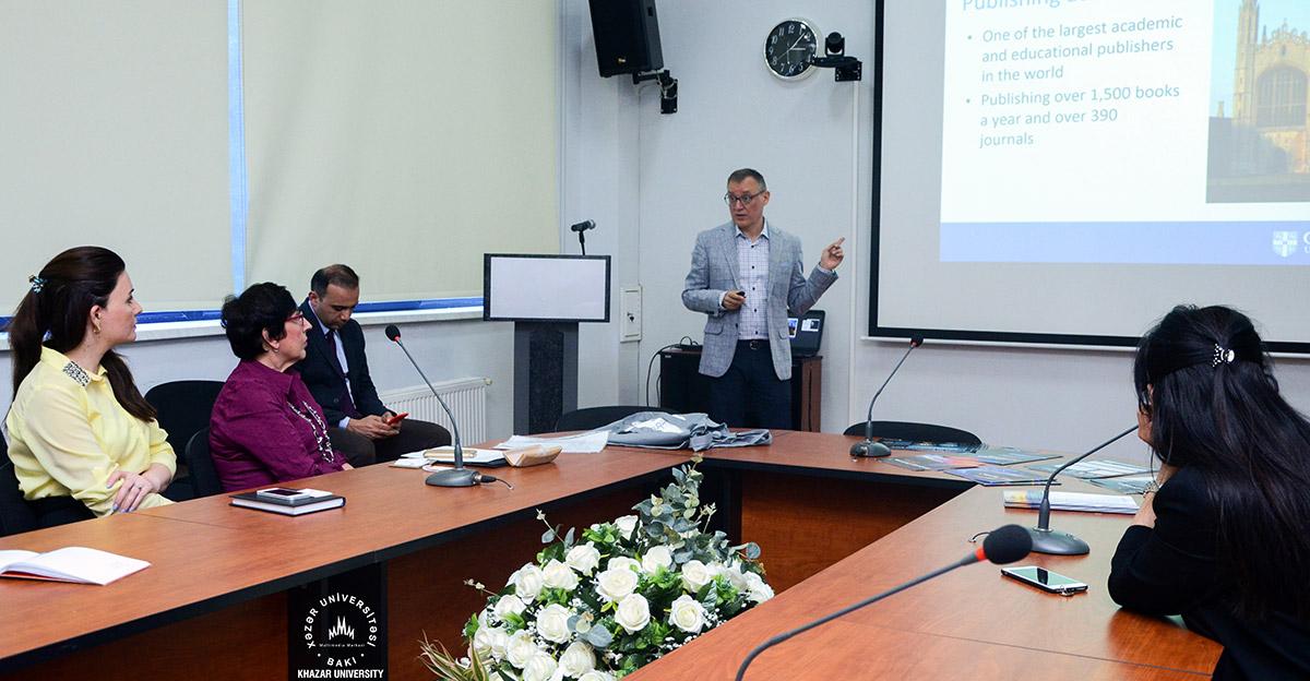 KİM məşhur resurslardan istifadə ilə bağlı seminar keçirdi