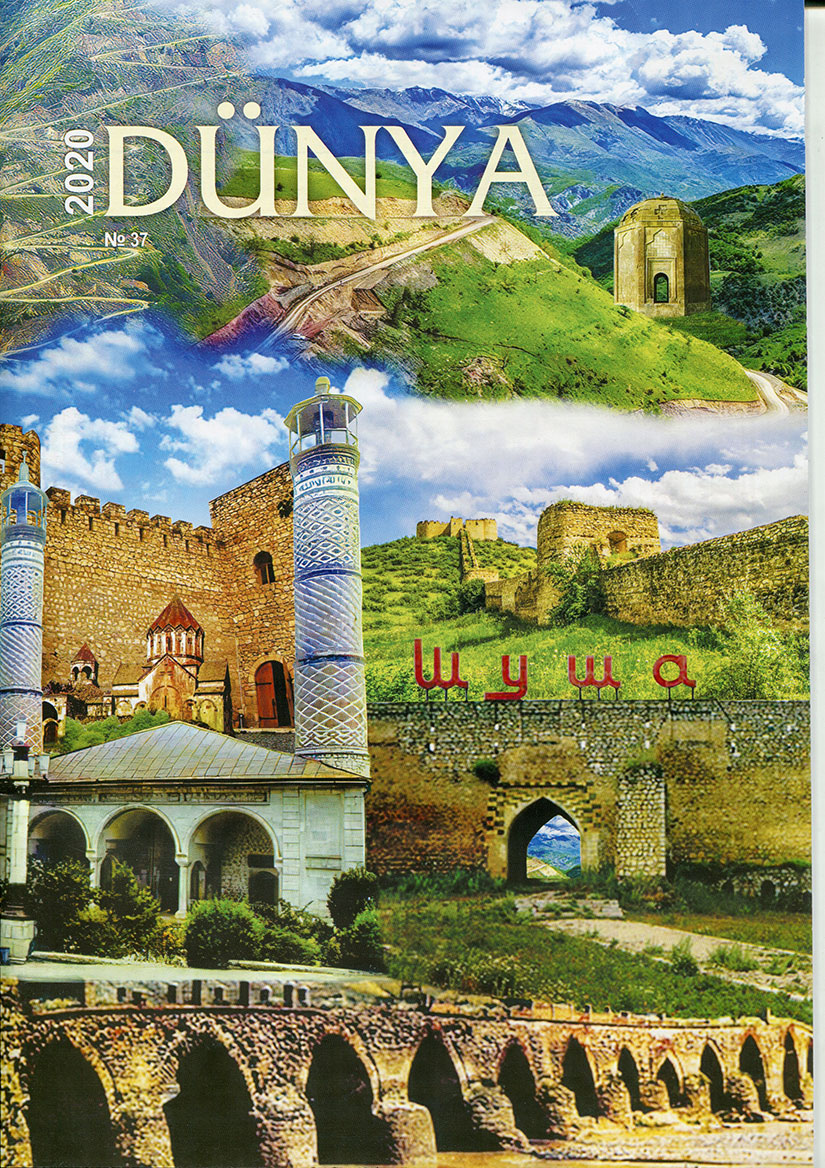 "A new issue of ""Dunya"" magazine published"