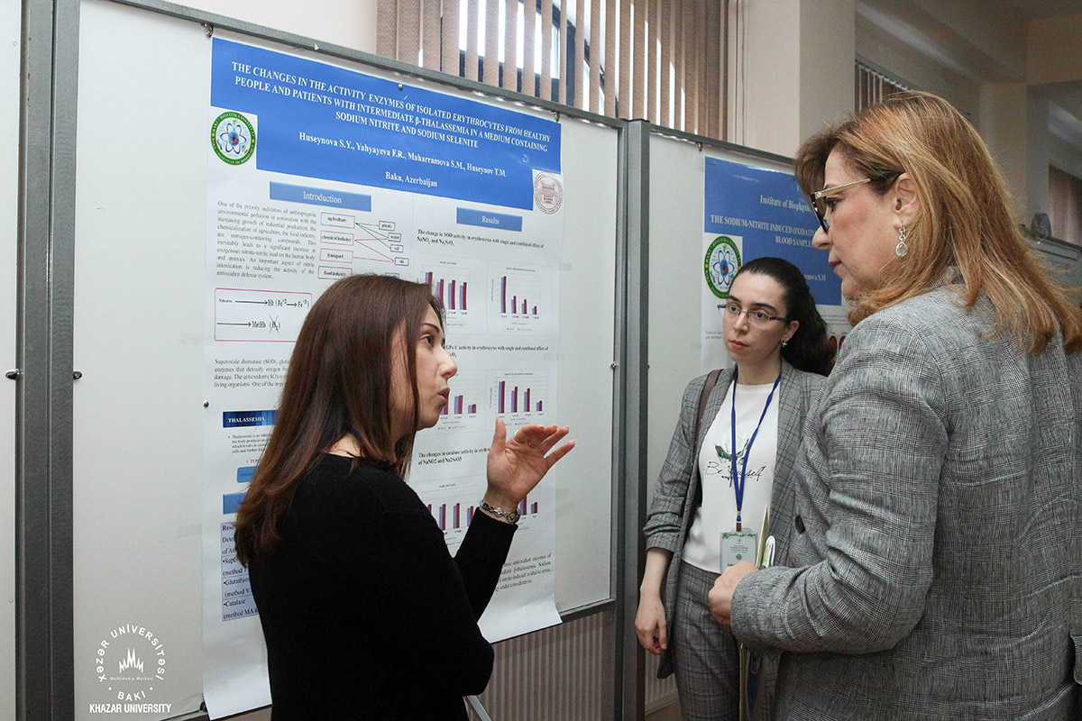 """2nd International Conference on """"One Health: Problems and Solutions"""" Held at Khazar University"""