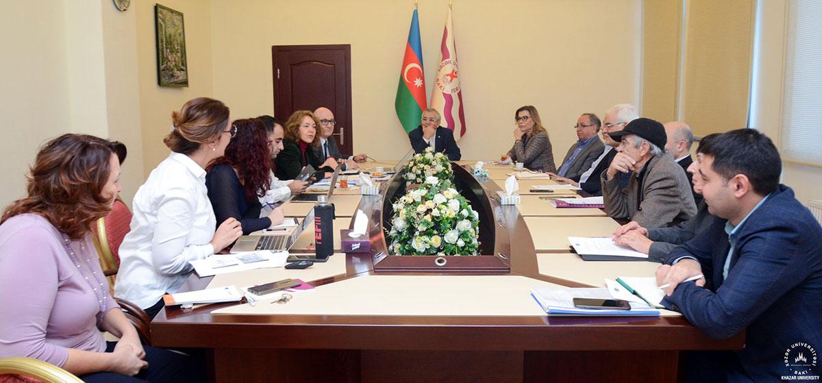 Erasmus+ layihələrinin institusional monitorinqi başladı