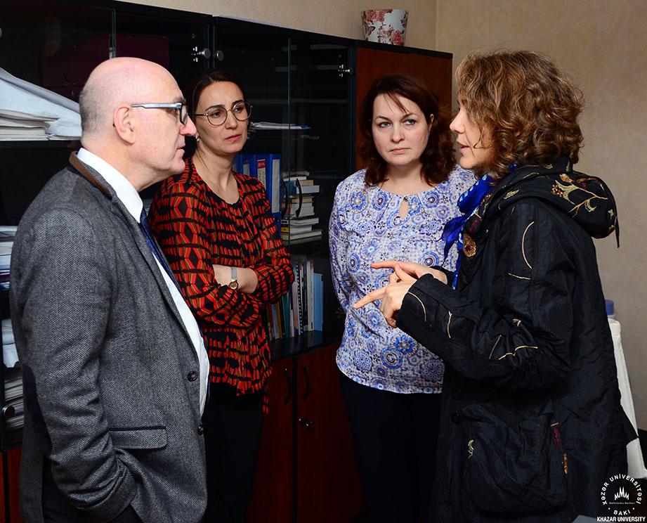 Erasmus+ layihələrinin institusional monitorinqi başa çatdı