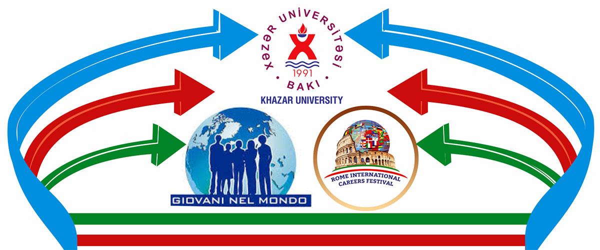 Xəzər Universiteti Giovani nel Mondo Assosiasiyası ilə tərəfdaşlığa başlayır