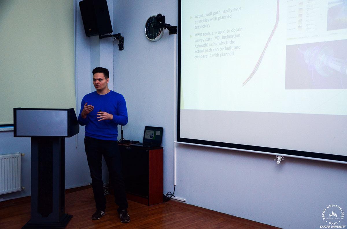 Neft mühəndisliyi sahəsində aparılan tədqiqat işləri ilə bağlı seminar oldu